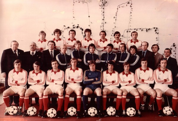 """Команда молодости нашей - """"Колос"""" 1981 год"""