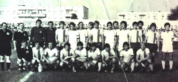 """Команда молодости нашей - """"Колос"""" 1978 год"""