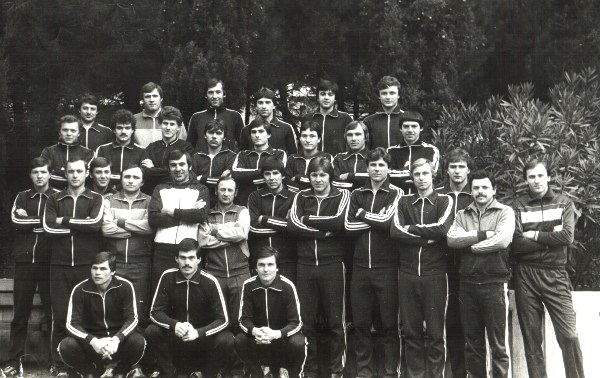"""Команда молодости нашей - """"Колос"""" 1985 год"""